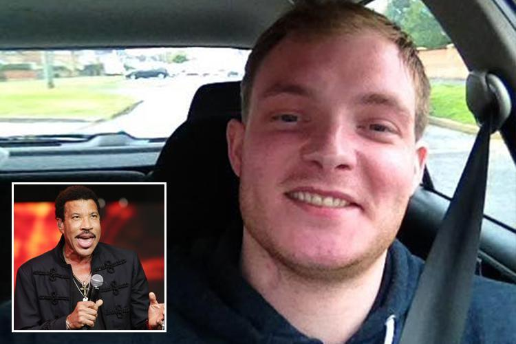 Fugitive who taunted police with Lionel Richie lyrics is back behind bars