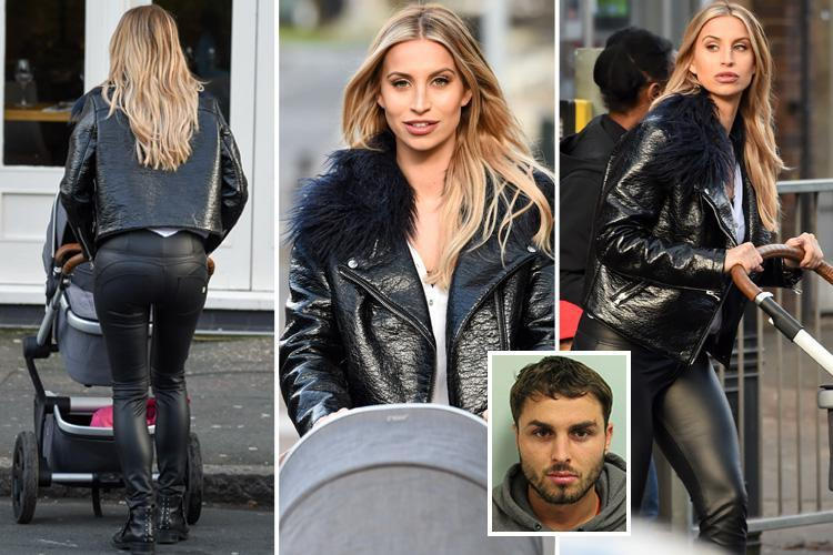Ferne McCann splashes out on new look as it's revealed daughter Sunday HAS been taken to see dad Arthur Collins in prison