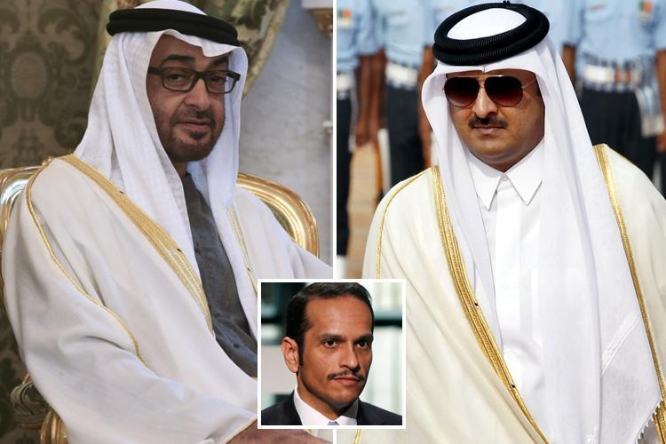 UAE politician's wife who's hiding in Britain after sparking country's huge row with Qatar fears she'll be TORTURED if she's sent home
