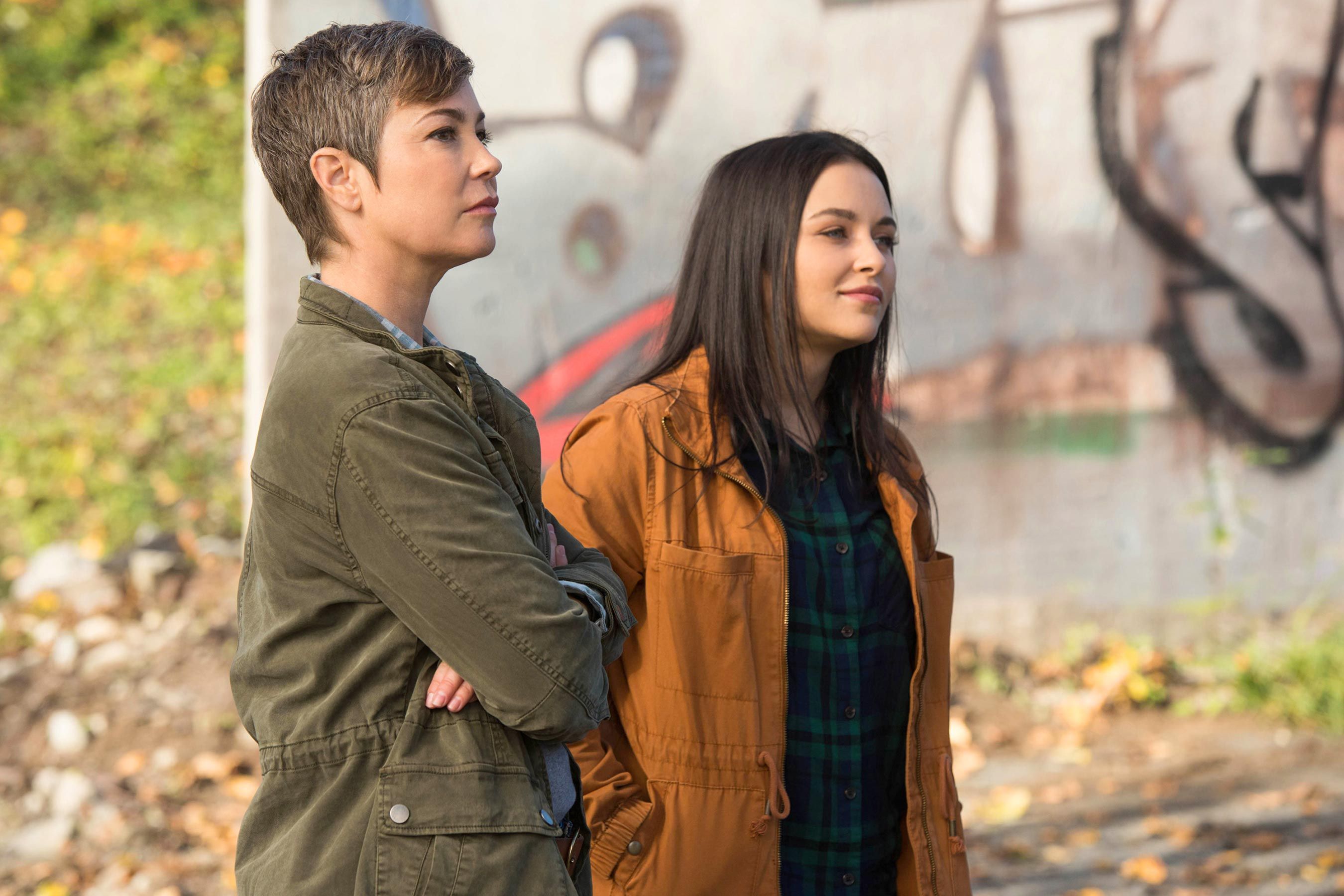 Wayward Sisters: Kim Rhodes says spin-off 'sings in harmony' with Supernatural