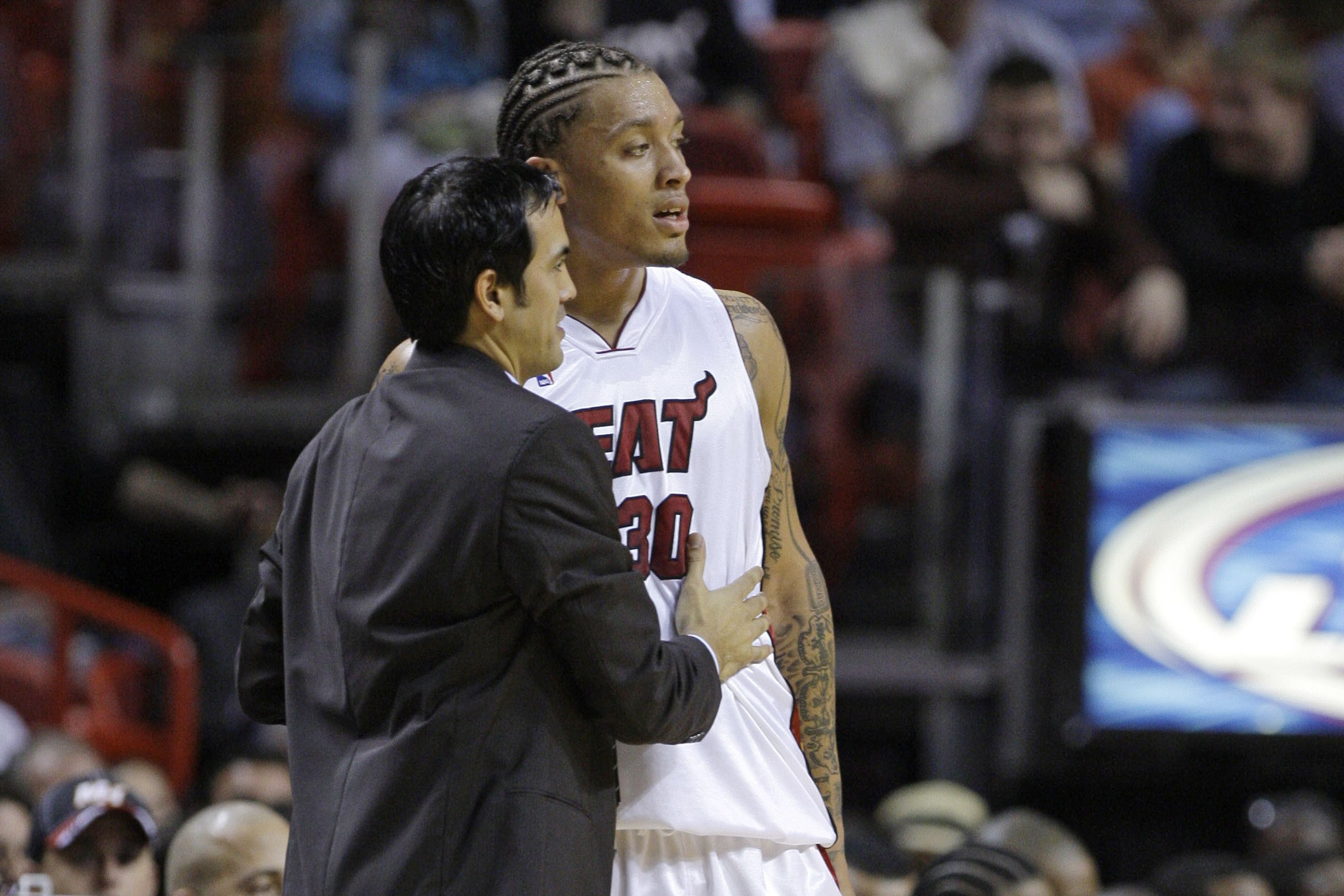 "Michael Beasley reopens wound with coach who didn't ""believe'"