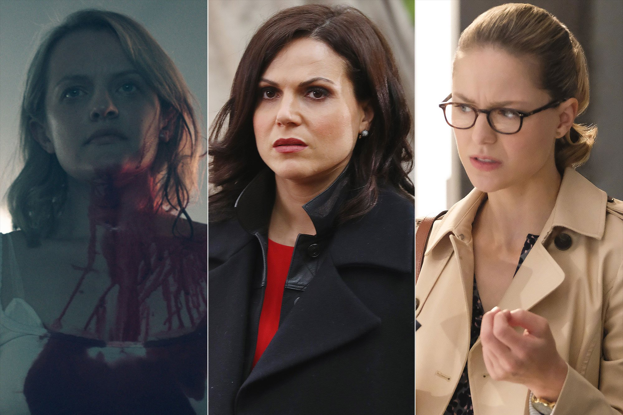 Spoiler Room: Handmaid's Tale, Once Upon a Time, Supergirl