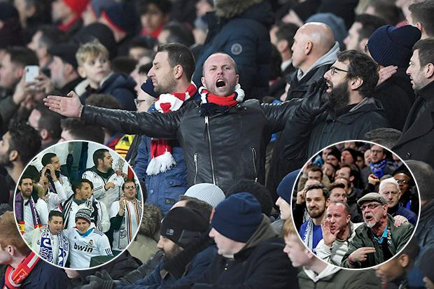 Arsenal are the most expensive team to watch in all of Europe… costing the average fan a massive £74.09 per game