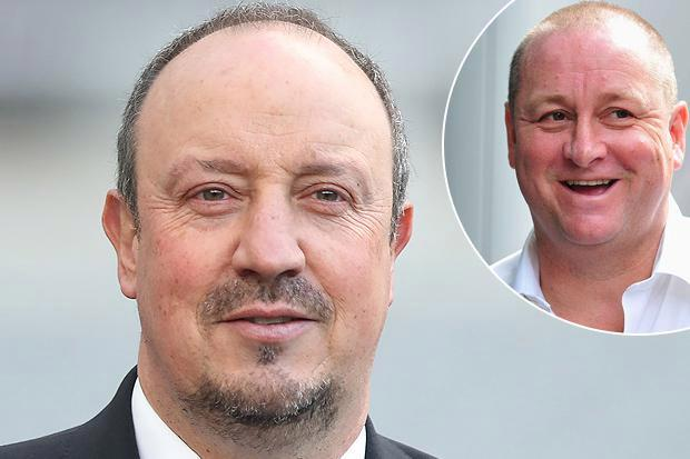Rafa Benitez reveals contract talks with Newcastle owner Mike Ashley despite transfer frustrations