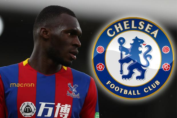 Chelsea news: Antonio Conte may turn to Crystal Palace flop Christian Benteke in striker search as Edin Dzeko wants to stay at Roma
