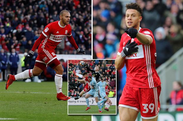 Middlesbrough 2 Sunderland 0: Former Boro goalkeeper Jason Steele endures horrific return to the Riverside
