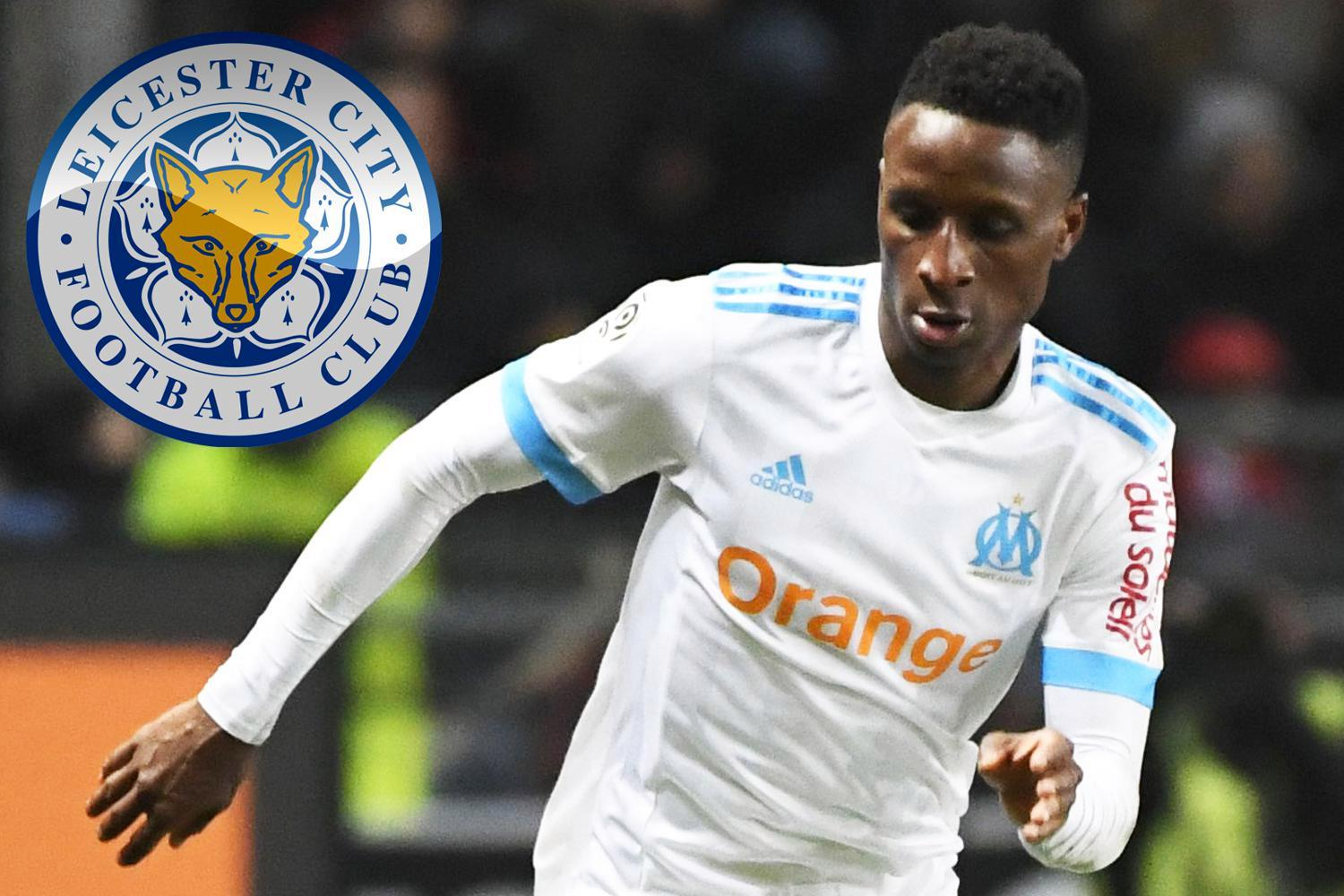 Leicester boost in hopes of landing Marseille star Bouna Sarr as he admits interest in playing in Premier League