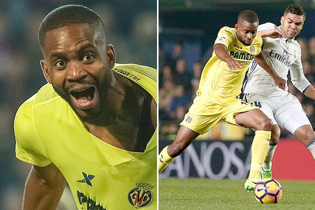 Cedric Bakambu swapped Villarreal for the Chinese Super League in a £65million deal… but who is the Beijing Guoan forward?