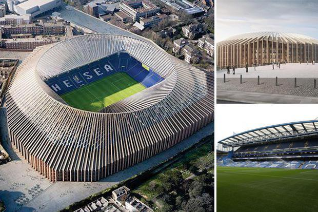 Chelsea hit with fresh stadium blow as Stamford Bridge rebuild delayed by a year