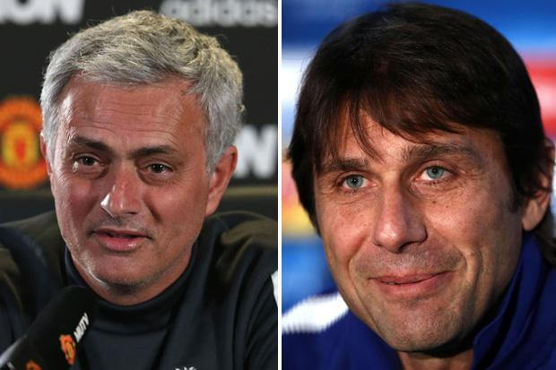 Chelsea boss Antonio Conte insists he is sleeping easily as he moves to end Jose Mourinho feud