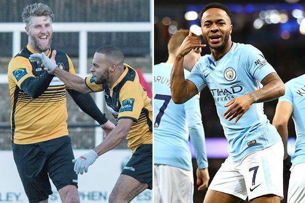 Manchester City not top scorers in Britsh football after Isthmian South side Cray Wanderers