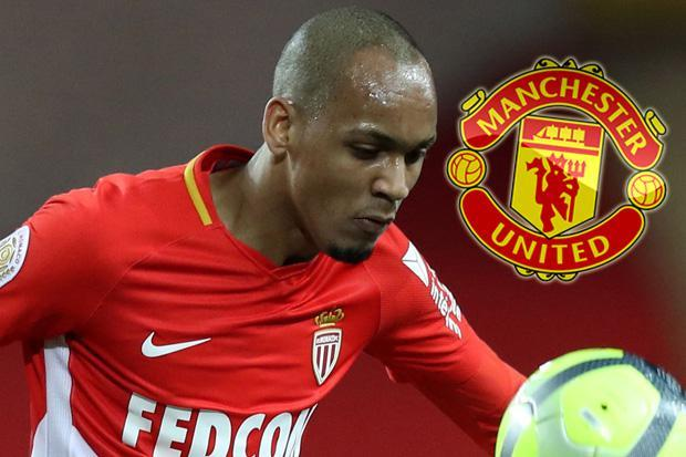 Manchester United and Man City target Fabinho admits he needs new challenge and days at Monaco 'are numbered'