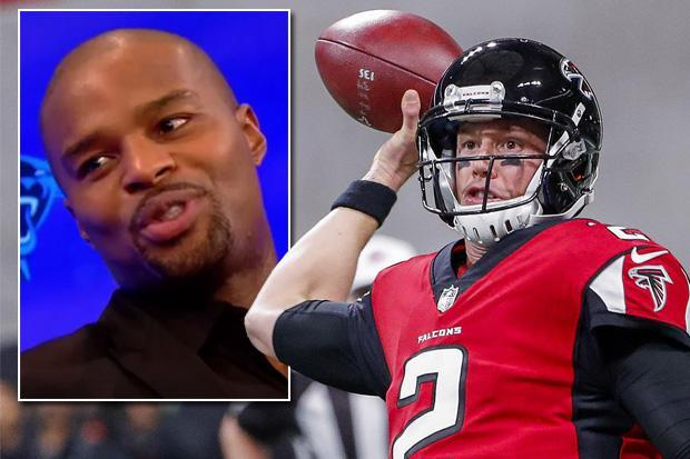 Osi Umenyiora thinks Atlanta Falcons are capable of Super Bowl run despite being lowest seed in NFC