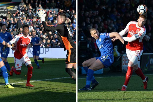 Fleetwood vs Leicester LIVE SCORE: Latest updates from FA Cup clash