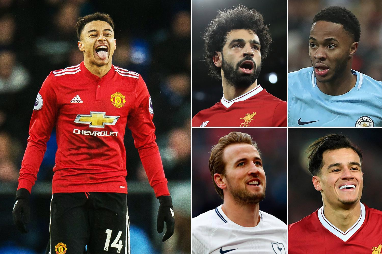 Manchester United star Jesse Lingard is a more effective attacker than Harry Kane, based on minutes per goal involvement