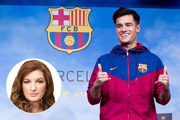 Philippe Coutinho's move to Barcelona from Liverpool proves he's in it for the trophies, not money