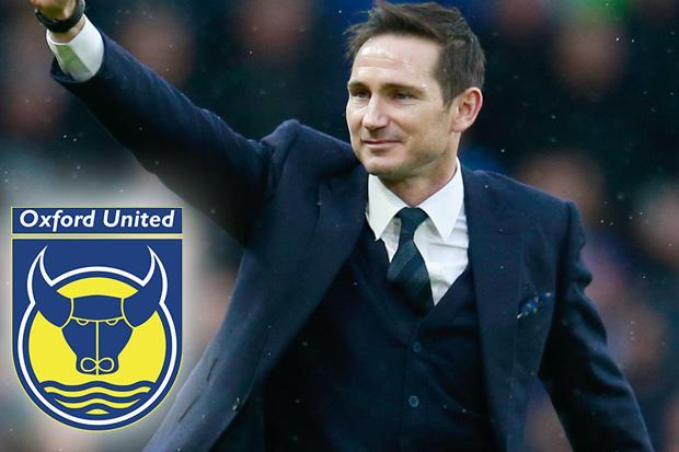 Frank Lampard in talks to become League One side Oxford's manager