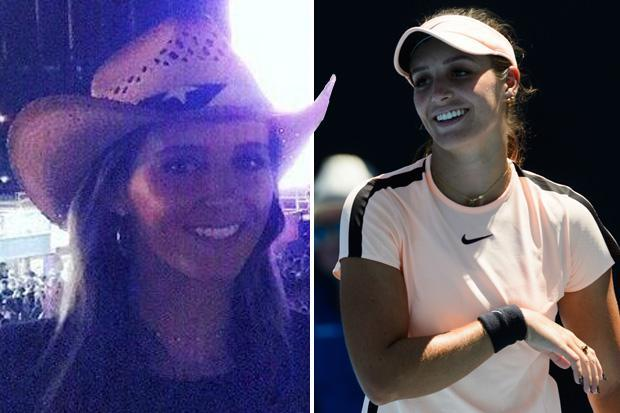 """Australian Open 2018: Laura Robson relives Vegas horror and says: """"I was really, really lucky."""""""