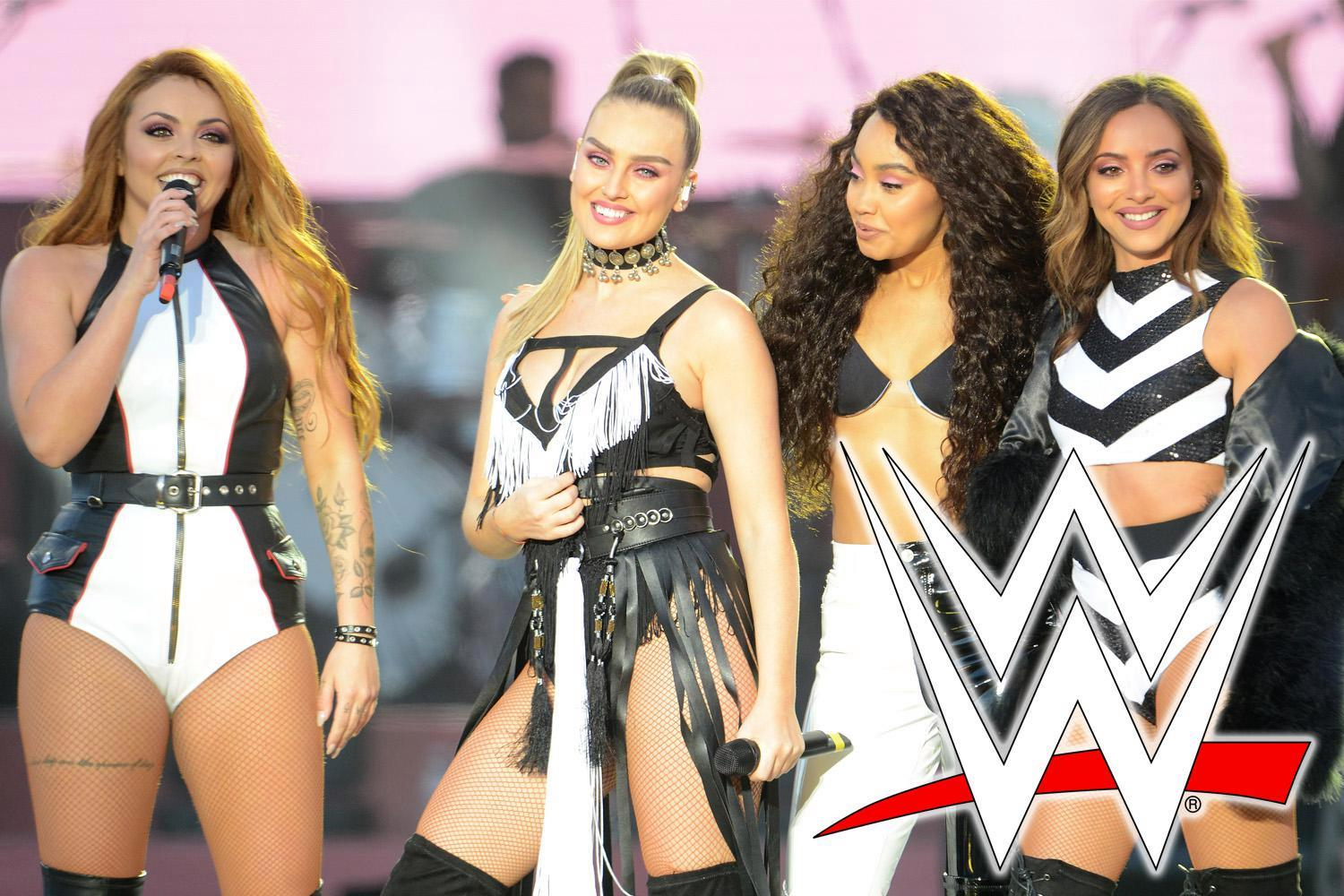 WWE news: Little Mix hit 'Power' to be official theme song for first ever women's Royal Rumble match