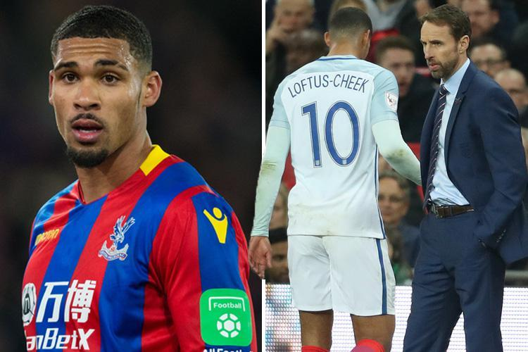 Ruben Loftus-Cheek's World Cup dreams with England could be KO'd as Crystal Palace ace faces ankle surgery