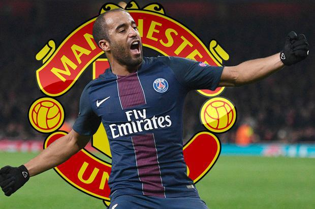 Manchester United boss Jose Mourinho desperate to land PSG winger Lucas Moura on loan in January
