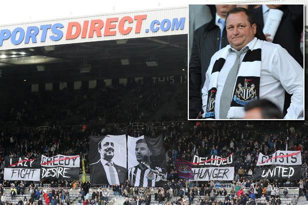 Newcastle's fallen takeover shows fans exactly what Mike Ashley thinks of them