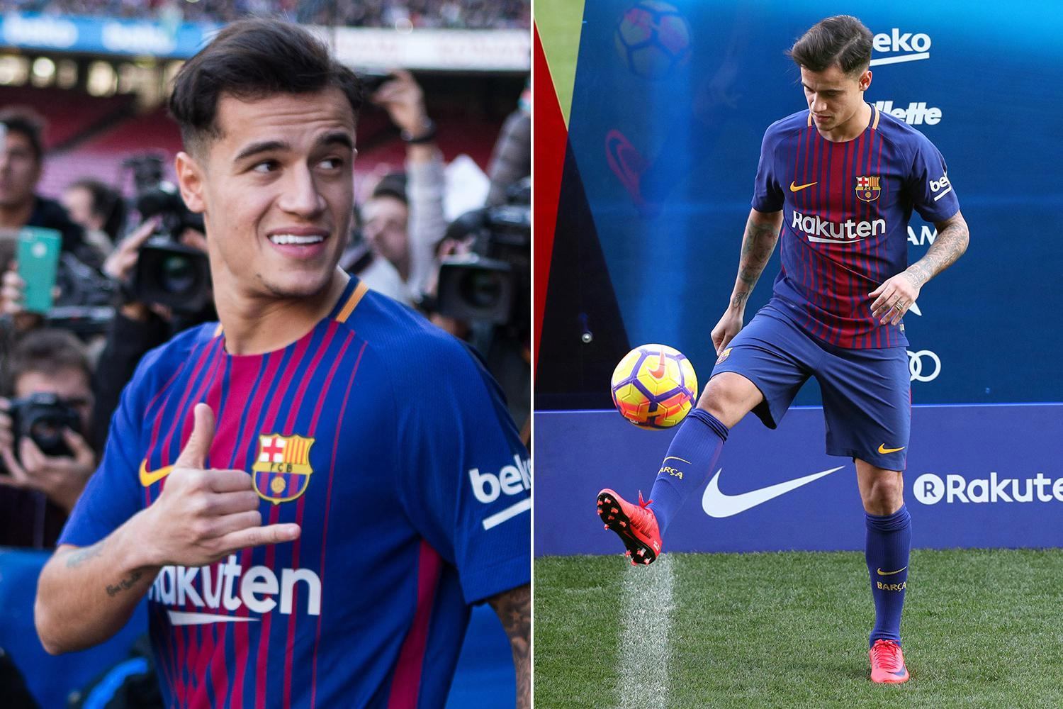 How Liverpool will receive £36million Philippe Coutinho add-ons through appearances and trophies