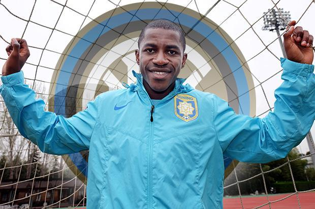 Former Chelsea star Ramires announces his desire to quit China and sign for Inter Milan in the January transfer window