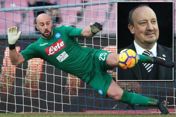 Rafa Benitez back in for Pepe Reina as Newcastle boss counts on Mike Ashley to support transfer-window spree
