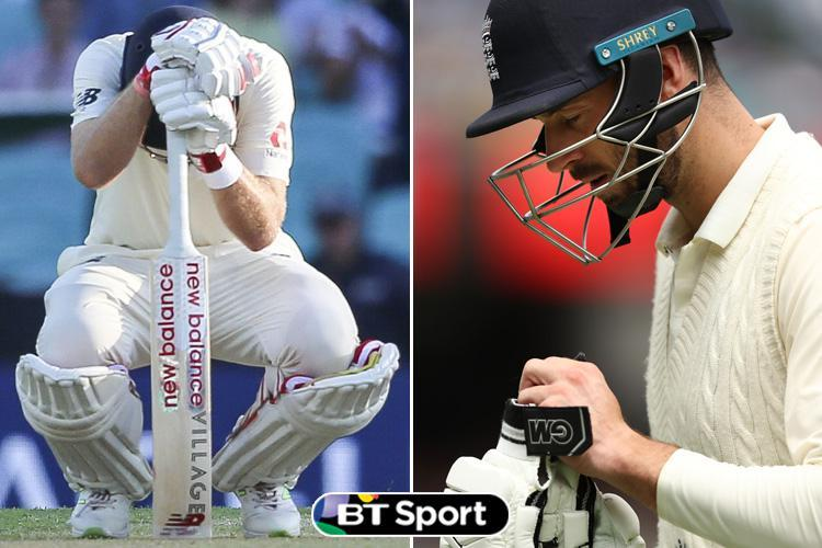 Ashes 2017: Five key moments from day one at the SCG as Joe Root fails to convert a century again whilst James Vince remains a problem
