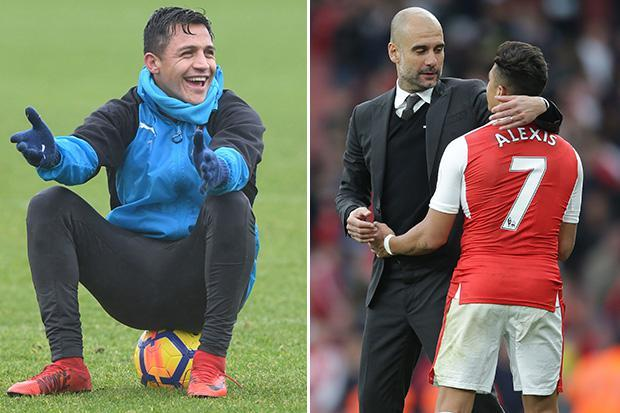 Alexis Sanchez to Man City: Arsenal star ready to waive huge £25m signing-on fee to sign for Sky Blues this month
