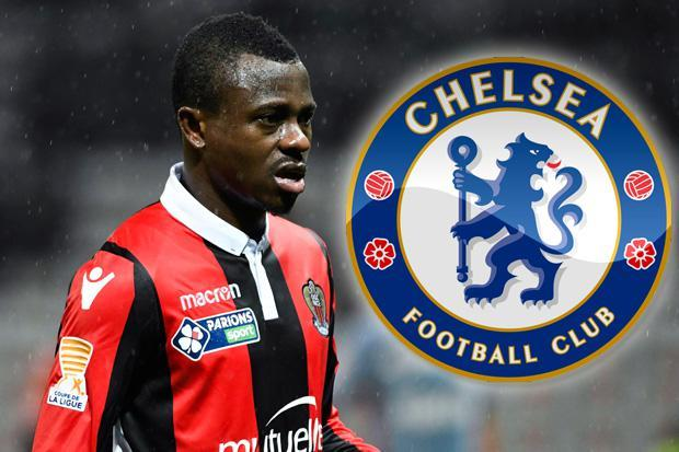 Chelsea join Manchester City and PSG in race for Nice star Jean-Michael Seri