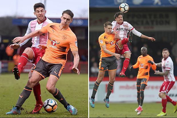 Stevenage 0 Reading 0 match highlights: Jaap Stam's men somehow hold out for FA Cup third round replay as Boro spurn countless chances