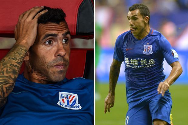 Carlos Tevez has his Shanghai Shenhua contract terminated a year early… and immediately returns to Boca Juniors