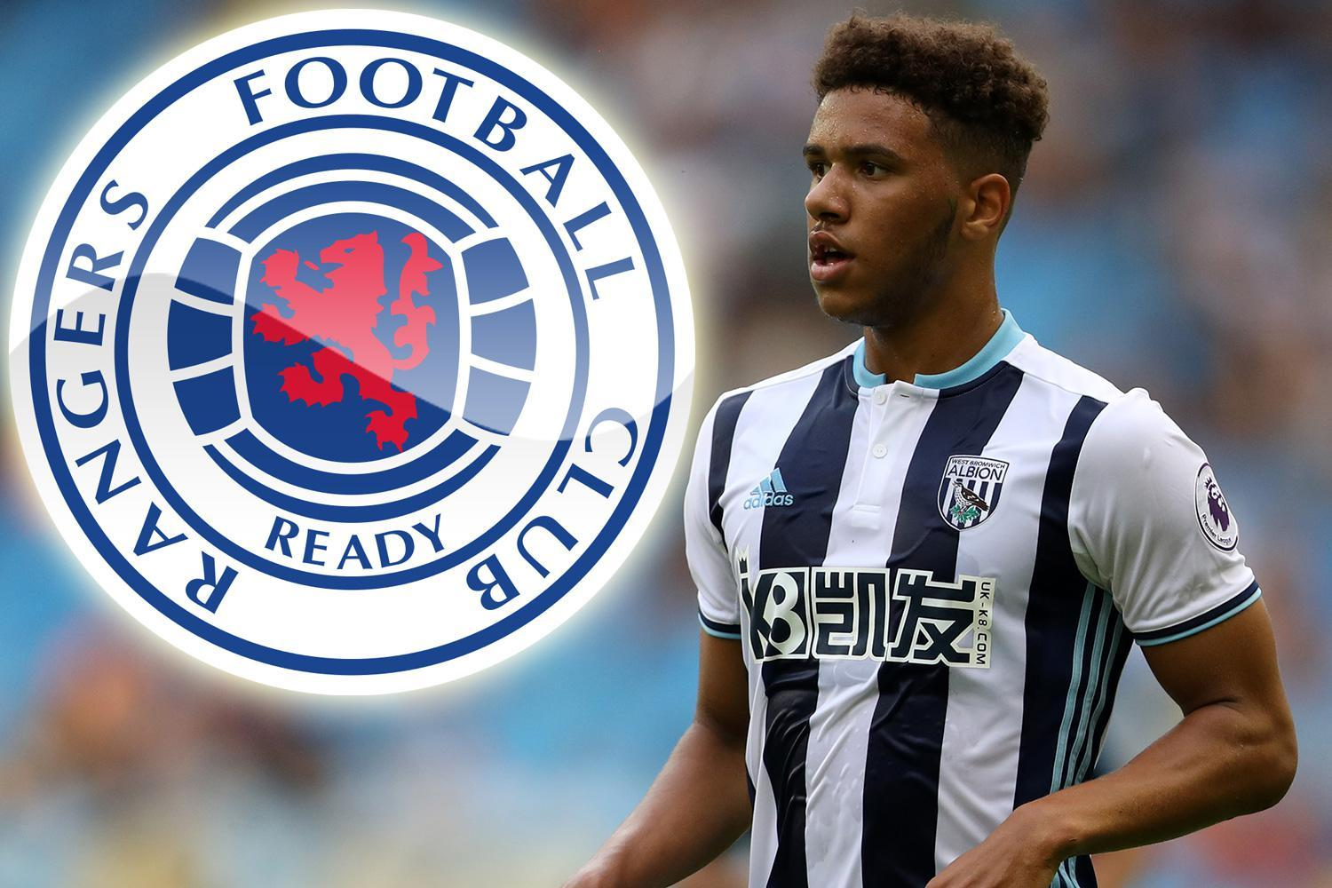 West Brom striker Tyler Roberts is close to agreeing a cut-price summer move to Rangers
