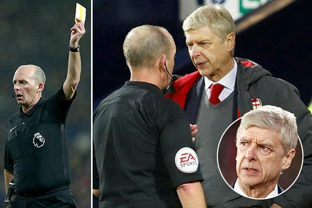 Arsenal boss Arsene Wenger charged with misconduct following comments made after West Brom draw… meaning he may face stadium ban