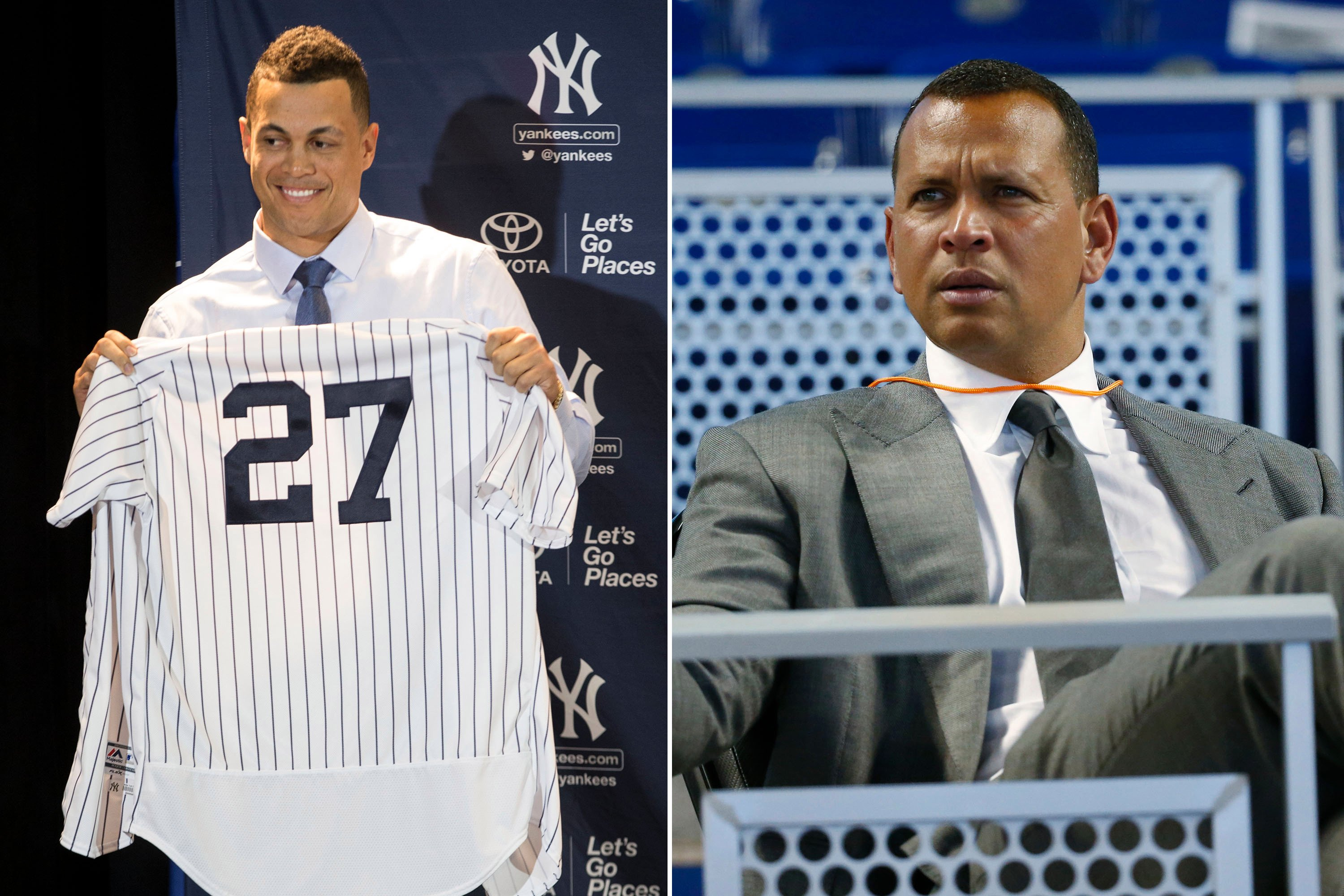 "A-Rod on Yankees' biggest challenge in return to ""Goliath'"