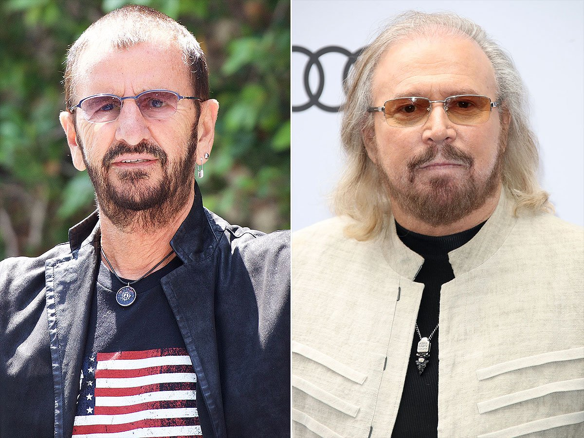 Ringo Starr and Barry Gibb awarded knighthoods in Queen's New Year's honors