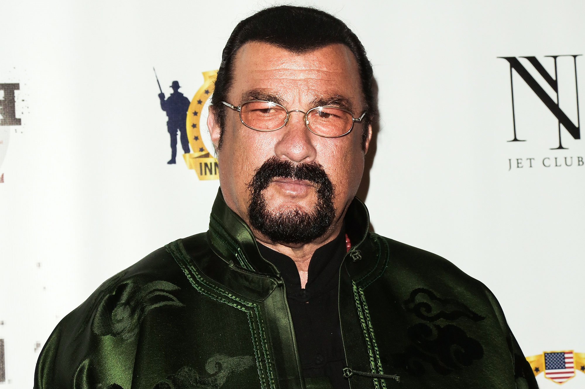 Steven Seagal accused of rape following multiple allegations of sexual misconduct