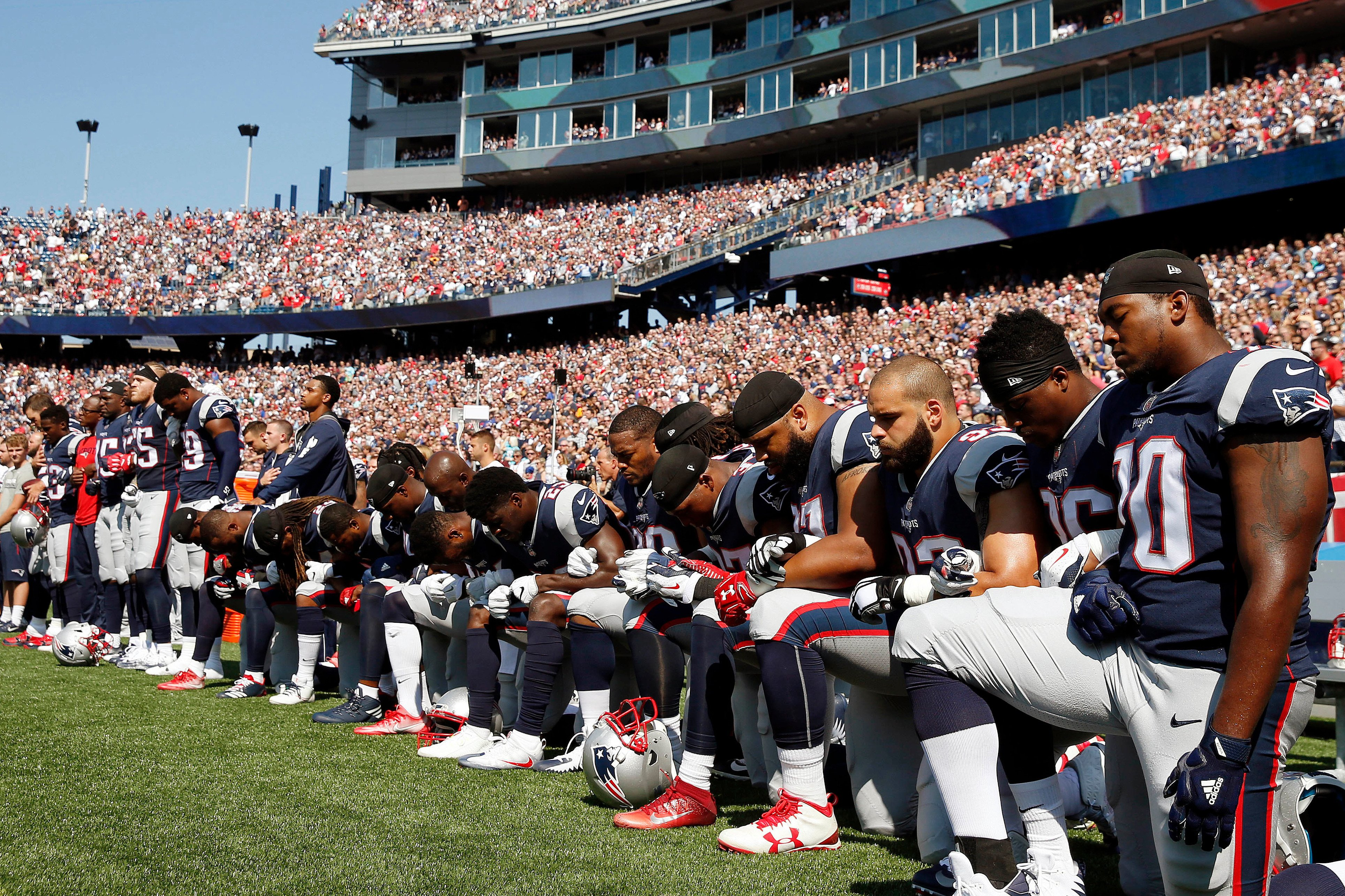What NBC plans to do about potential Super Bowl protests