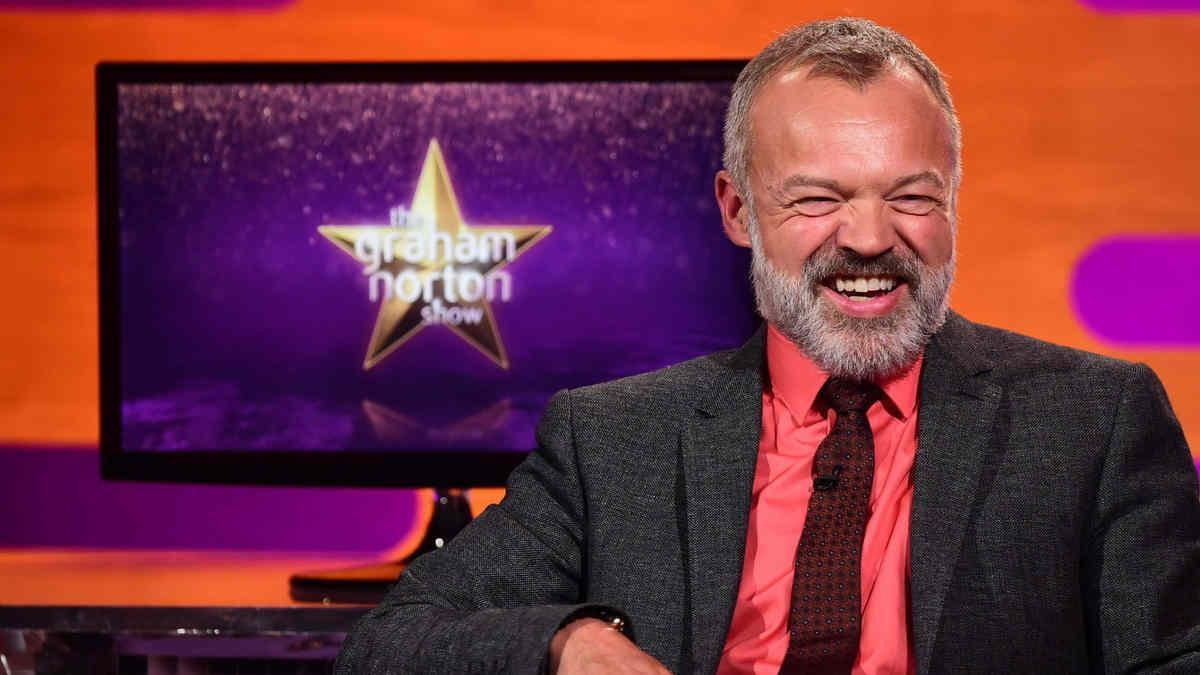 Who's on The Graham Norton Show this week? Liam Neeson, Jamie Dornan and Helen Mirren appear on the sofa
