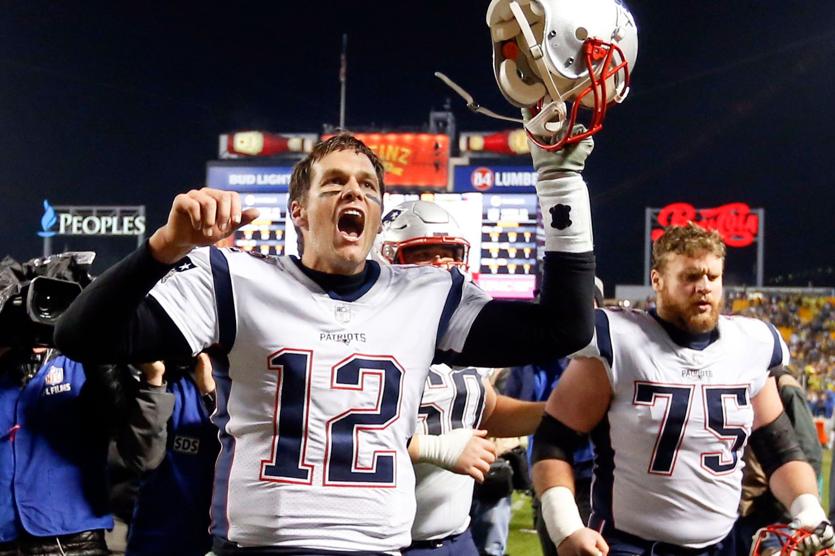 Patriots get superstitious with odd Super Bowl jersey decision