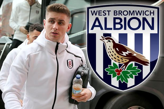 West Brom bid £12m for Fulham skipper Tom Cairney… and are prepared to be up to £15m for midfielder