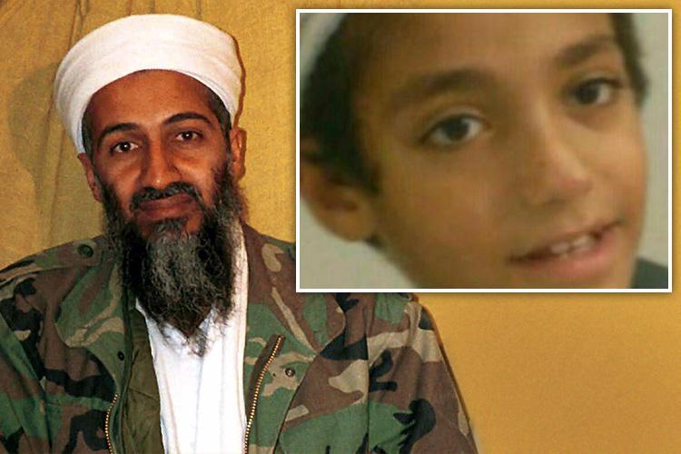 Osama bin Laden's grandson, 12, dies in airstrike, his al Qaeda 'heir' dad confirms