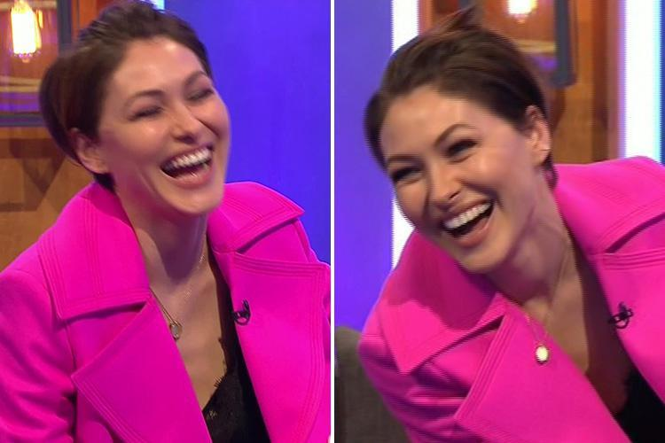 Emma Willis leaves fans in hysterics with accidental innuendo on CBBBOTS