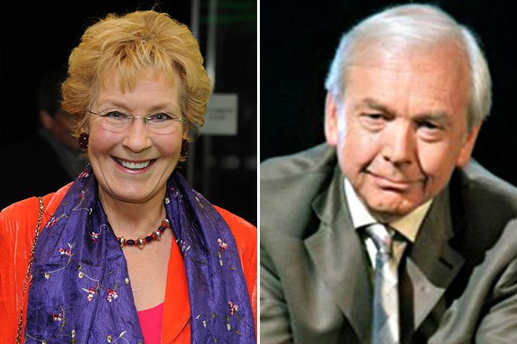 I'm A Celeb star Christine Hamilton says BBC radio presenter John Humphrys should lose his job for joking about women's pay