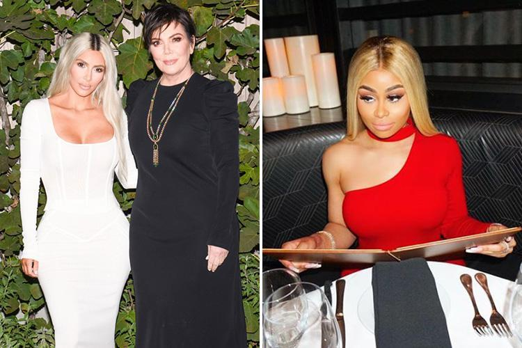 Kim Kardashian and mum Kris Jenner have defeated Blac Chyna in court after she accused them of spelling the end of her show