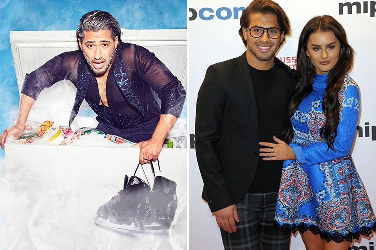 Kem Cetinay says he's STILL in love with ex girlfriend Amber Davies and denies romance rumours with DOI partner Alex