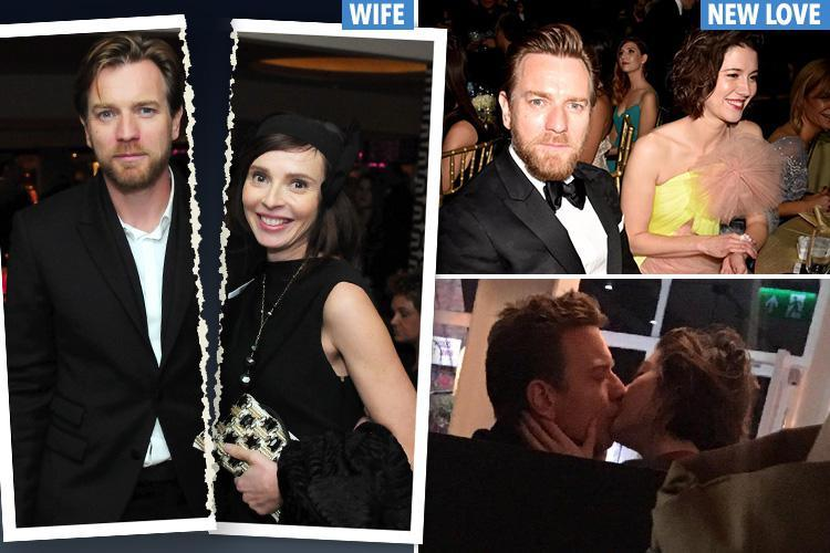 Ewan McGregor files for divorce from wife of 22 years Eve Mavrakis