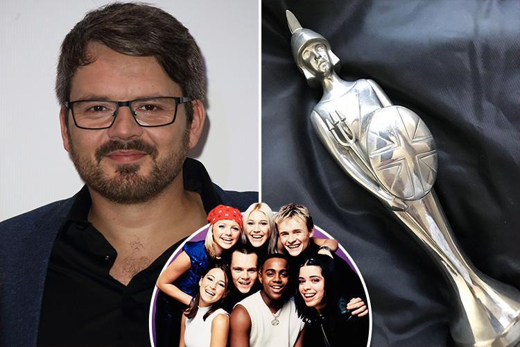 S Club's Paul Cattermole confirms he DID sell BRIT Award for £60k on eBay